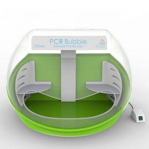 PCR Workstation Still Air Lab Bubble