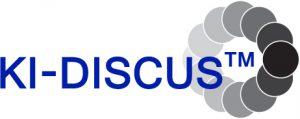 Ki-discus logo